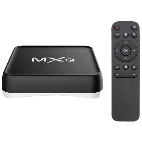 Фото - ТВ-приставка MXQ S10X 2/16 Gb, черный медиаплеер mxq x96 mini 1gb 8gb