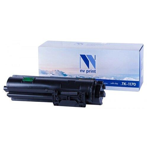 Фото - Картридж NV Print NV-TK-1170, совместимый картридж nv print tk 5205k