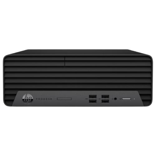 Настольный компьютер HP ProDesk 400 G7 (11M61EA) Tiny-Desktop/Intel Core i5-10500/8 ГБ/1 ТБ HDD/Intel UHD Graphics 630/Windows 10 Pro черный