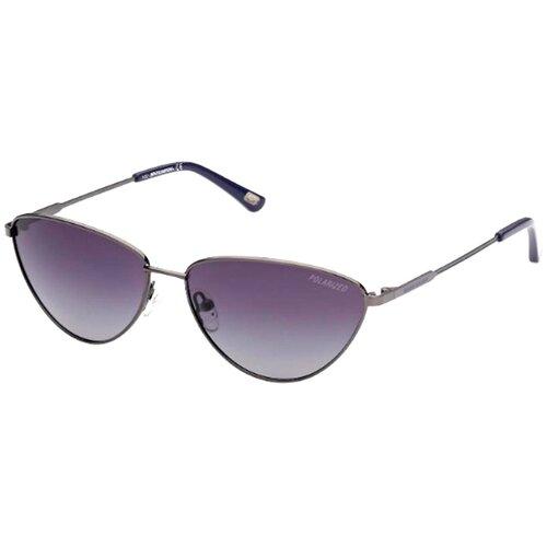 Фото - Солнцезащитные очки SKECHERS SE 6045 08D 57 skechers кроссовки мужские skechers dynamight 2 0 rayhill размер 43 5