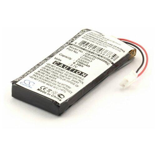Аккумулятор для пульта ДУ Philips Pronto TSU9300 TSU9400
