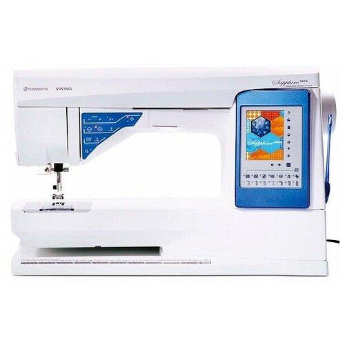 Швейная машина Husqvarna SAPPHIRE 960 Q