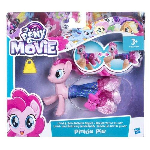 Фигурка Hasbro My Little Pony Movie Мерцание Пони в волшебных платьях my little pony movie мерцание пони в волшебных платьях