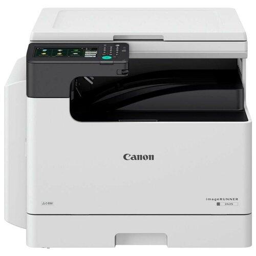 Фото - МФУ Canon imageRUNNER 2425, белый мфу canon imagerunner 2630i белый черный