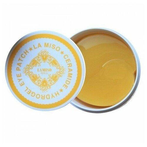 Купить Гидрогелевая маска с церамидами для кожи вокруг глаз La Miso Ceramide Hydrogel Eye Patch