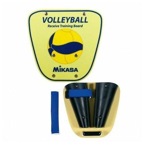 Доска волейбольная MIKASA AC-RT200W, желто-синий
