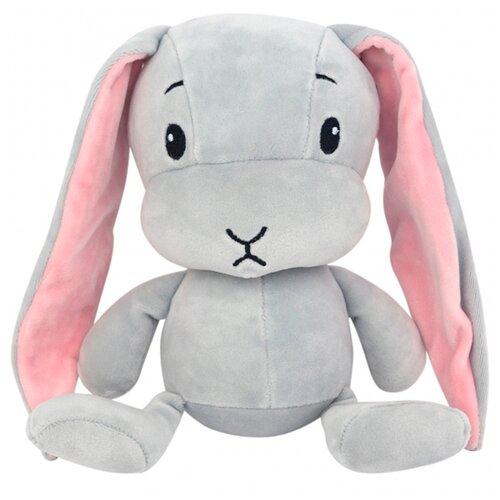 Мягкая игрушка 50см Детская игрушка в подарок / Плюшевая игрушка для детей Кролик (Серый)