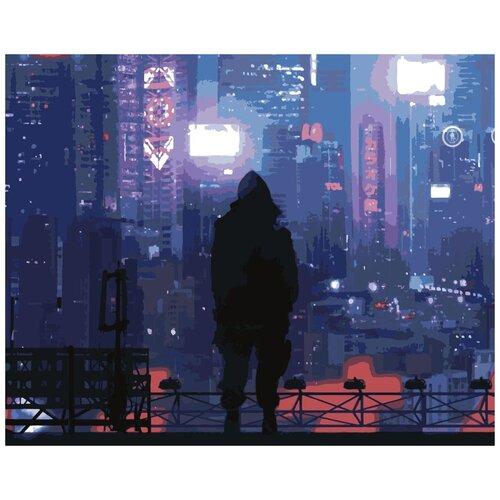 Картина по номерам «Сталкер», 40x50 см, Артвентура