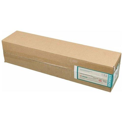 Фото - Бумага Lomond 610 мм XL Uncoated Paper for CAD and GIS premium 80 г/м² 45 м., белый lomond xl uncoated paper for cad and gis standart 80 г м2 0 594x175 м 76 2 мм 1209138