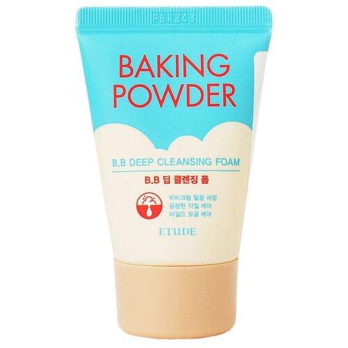 Купить Etude House пенка с содой для удаления BB крема Baking Powder BB Deep Cleansing Foam, 30 мл