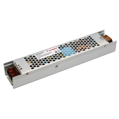 Фото - Блок питания ARS-150L-24 (24V, 6.25A, 150W) блок питания ars 120 24 ls 24v 5a 120w
