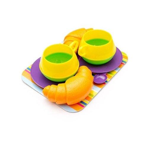 Набор продуктов с посудой Knopa Чай вдвоем 87056 многоцветный