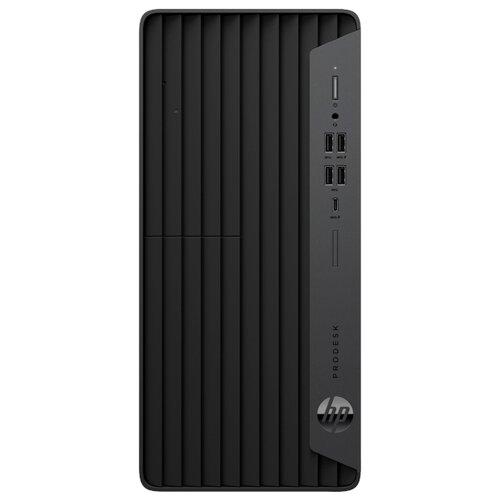 Настольный компьютер HP ProDesk 600 G6 MT (1D2Z5EA) Mini-Tower/Intel Core i5-10500/8 ГБ/256 ГБ SSD/Intel UHD Graphics 630/Windows 10 Pro черный
