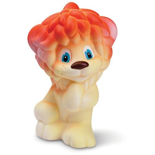 Фото - Игрушка для ванной ОГОНЁК Львенок Солнышко (C-1044) оранжевый игрушка для ванной огонёк лев бонифаций с 644 оранжевый