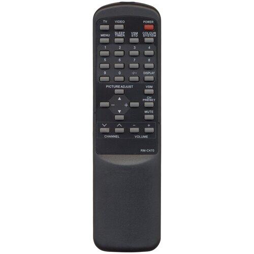 Фото - Пульт HUAYU RM-C470 для телевизоров JVC пульт ду для телевизоров jvc rm c1013