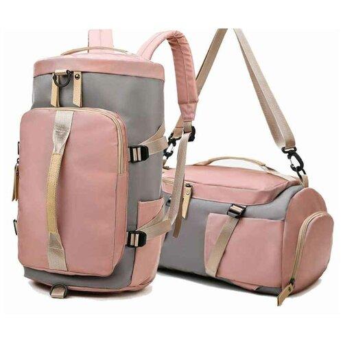 Сумка для фитнеса с отделением для обуви сумка для фитнеса kalenji сумка спортивная легкоатлетическая 50 л черная