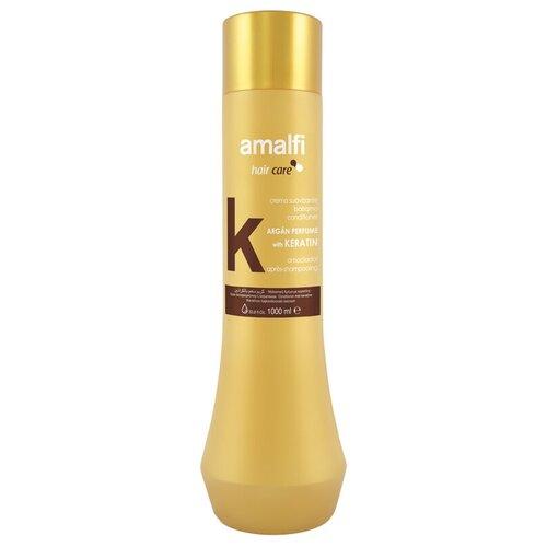 Купить Amalfi кондиционер для волос Keratin с кератином и аргановым маслом, 1000 мл