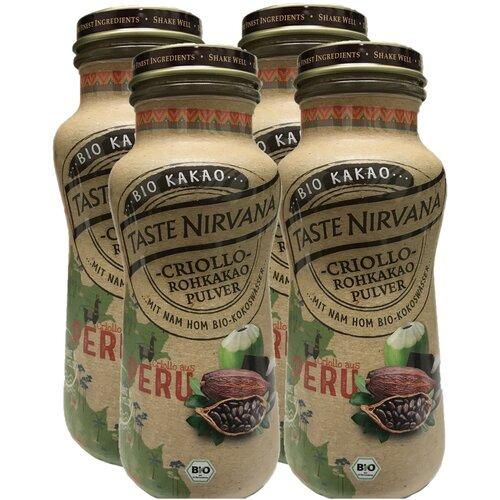 Вода кокосовая Taste Nirvana с какао-бобами, без сахара, 0.28 л, 4 шт. по цене 702