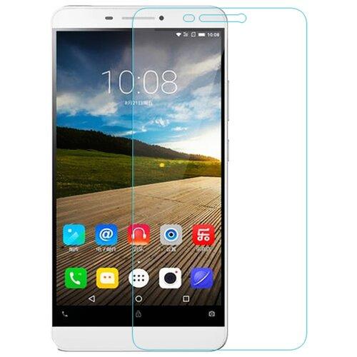 Защитное противоударное стекло MyPads для планшета Lenovo Phab PB1-750M/ 750N 7.0 с олеофобным покрытием
