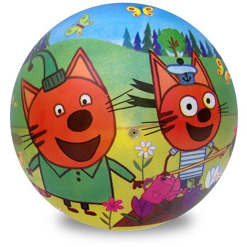 Купить Мяч ЯиГрушка Три кота-1, 23 см, Мячи и прыгуны