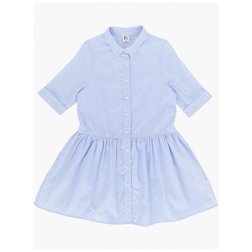 Платье Mini Maxi, 7485, цвет голубой, размер 128