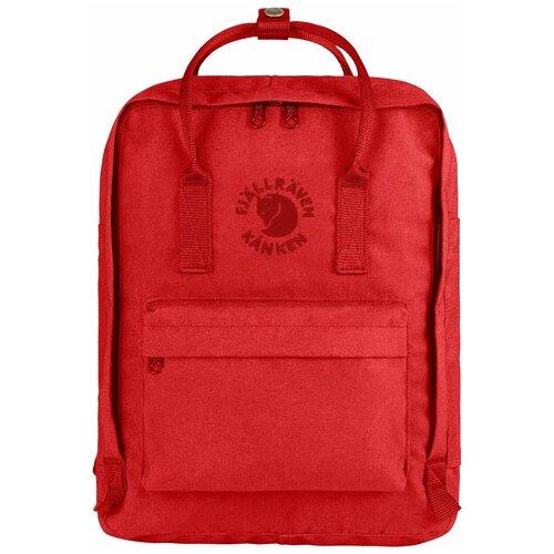 Городской рюкзак Fjallraven Re-Kånken 16, red городской рюкзак fjallraven re kånken 16 un blue