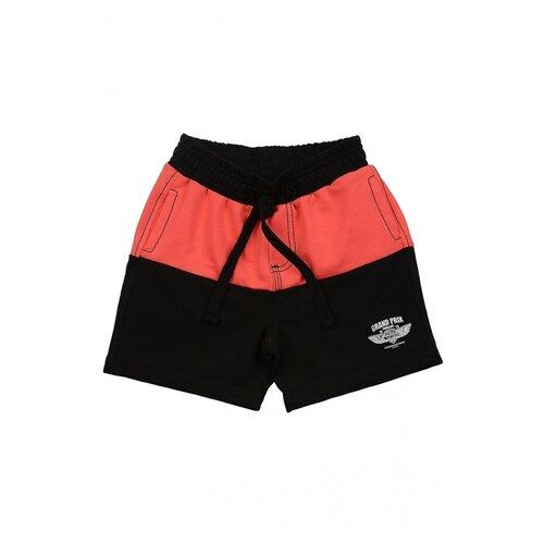 Фото - Шорты Mini Maxi, 0780, цвет красный/черный 0780(4)черн-крас-98 98 шорты mini maxi 4248 цвет красный 4248 2 красный 98 98