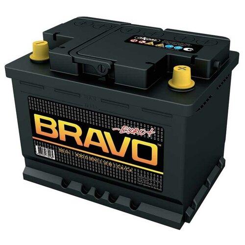 Автомобильный аккумулятор Аком Bravo 55Е
