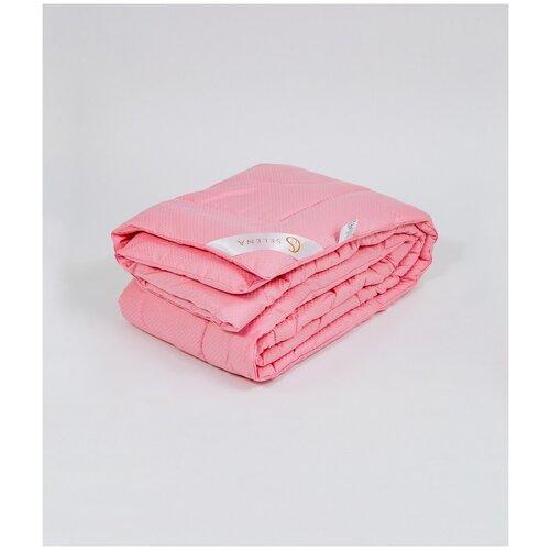 Одеяло SELENA EL AMOR 172х205 см, Облегченное, сатин, 100 % хлопок, (лебяжий пух 250 г)