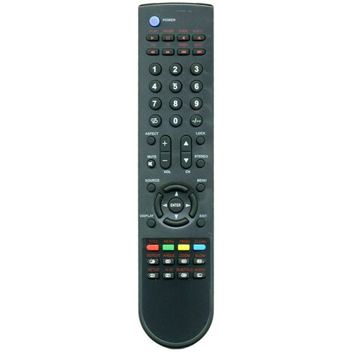 Фото - Пульт Huayu HOF-54B1.3 для телевизора Elenberg пульт huayu hof 54b1 4 для tv dvd elenberg