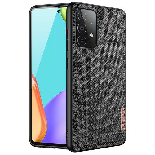 Чехол силиконовый Dux Ducis для Samsung Galaxy A52 4G / A52 5G, Fino series, черный