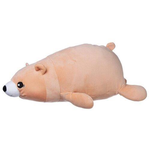 Купить Super soft. Медведь бежевый, 45см, ABtoys, Мягкие игрушки