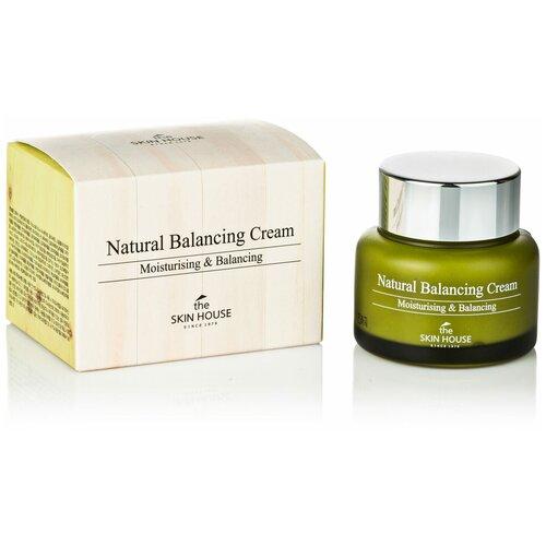Купить Крем балансирующий The Skin House Natural Balancing Cream