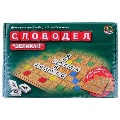 Купить Настольная игра Десятое королевство Словодел Великан 67053, Настольные игры