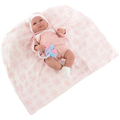 Фото - Кукла Antonio Juan Антония в розовом, 40 см, 3376P кукла antonio juan антония в розовом 40 см 3376p