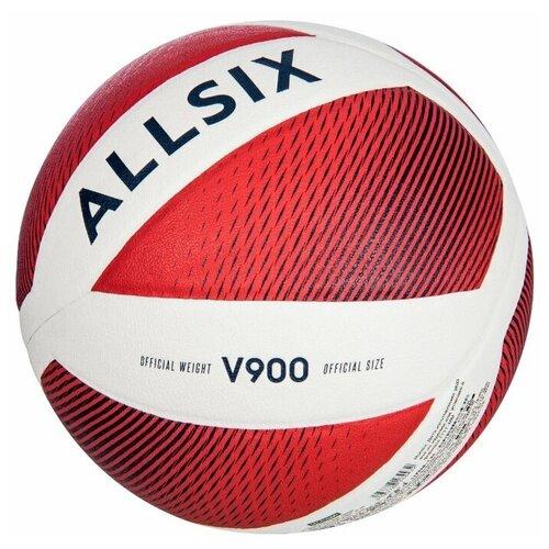 Волейбольный мяч V900 ALLSIX X Декатлон