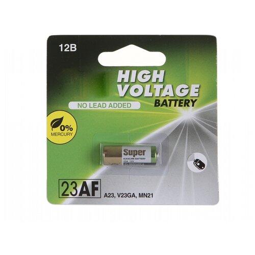 Фото - Батарейка A23 - GP High Voltage A23 23AFRA-2F1 (1 штука) батарейка a23 12v для брелоков сигнализаций щелочная 1 шт 23a 01