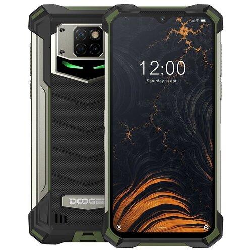 Фото - Смартфон DOOGEE S88 Pro, зеленый смартфон doogee s58 pro fire orange