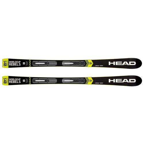 Горные лыжи детские без креплений HEAD WC i.Race Team SLR Pro (19/20), 120 см