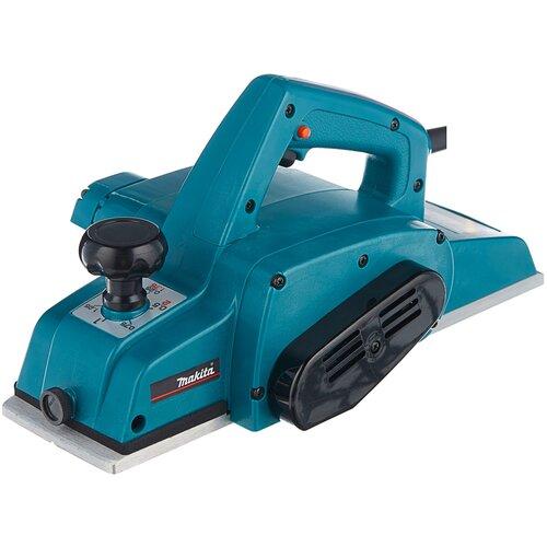 Сетевой электрорубанок Makita 1911B 840 Вт, 840 Вт синий сетевой электрорубанок makita 1911b 900 вт 900 вт синий