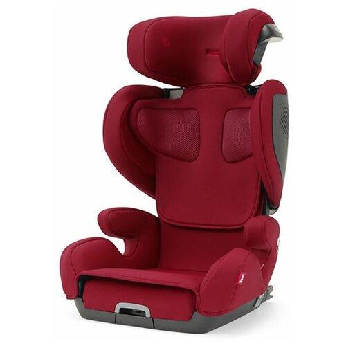 Автокресло Recaro Mako Elite Select Garnet Red автокресло recaro mako elite гр 2 3 расцветка select garnet red
