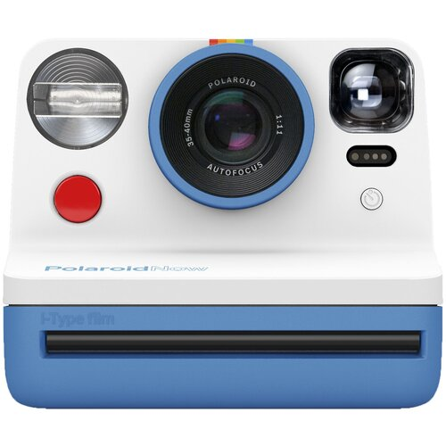 Фотоаппарат моментальной печати Polaroid Now I-Type Instant Camera, синий