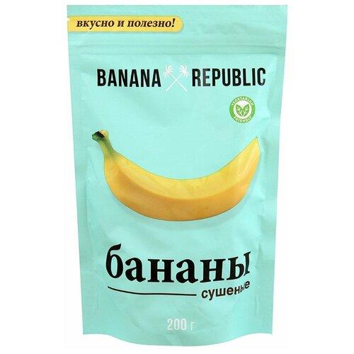 Фото - Бананы Banana Republic сушеные, 200 г парфюмерная вода banana republic 90 pure white 75 мл