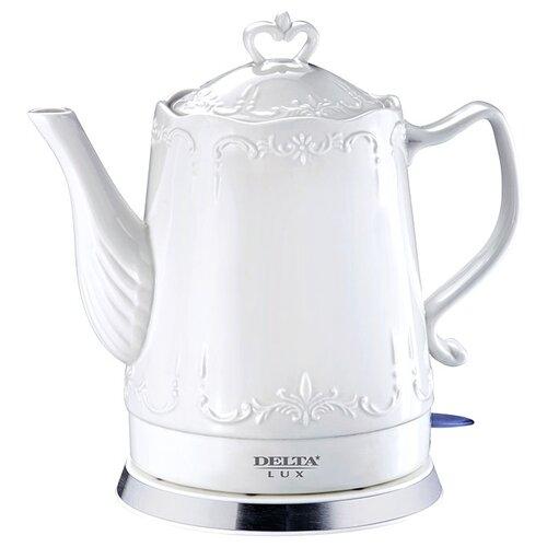 Фото - Чайник Delta Lux DL-1236 1.5L чайник электрический delta lux dl 1207