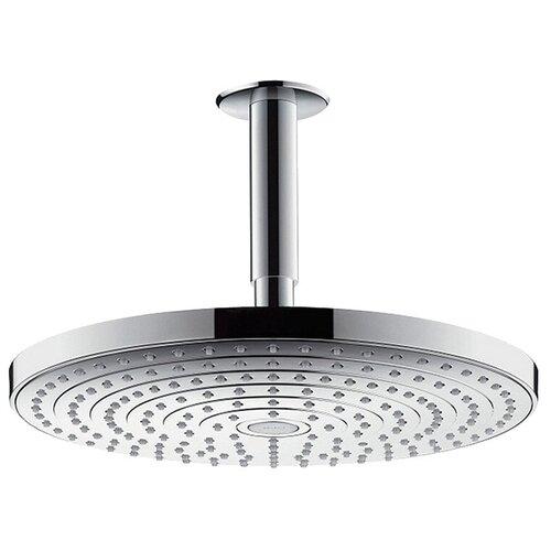 Фото - Верхний душ встраиваемый hansgrohe Raindance Select S 240 2jet 26469000 хром верхний душ встраиваемый hansgrohe raindance s 27607000 хром