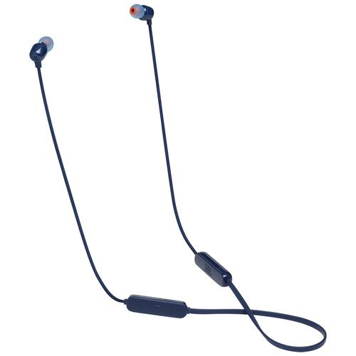 Беспроводные наушники JBL Tune 115BT, blue наушники jbl tune 115bt jblt115btwht white