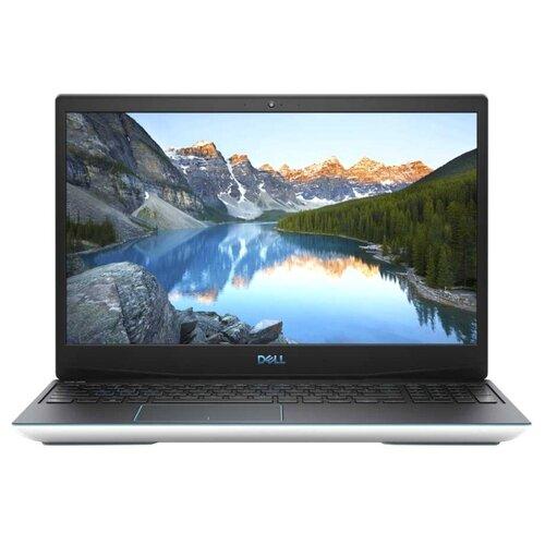 Фото - 15.6 Ноутбук DELL G3 15 3500 (1920x1080, Intel Core i5 2.5 ГГц, RAM 8 ГБ, SSD 512 ГБ, GeForce GTX 1650, Linux), G315-8557, белый ноутбук dell g3 3500 g315 8502 i5 10300h 8gb 256gb ssd 15 6 fhd nv gtx 1650 4gb linux black