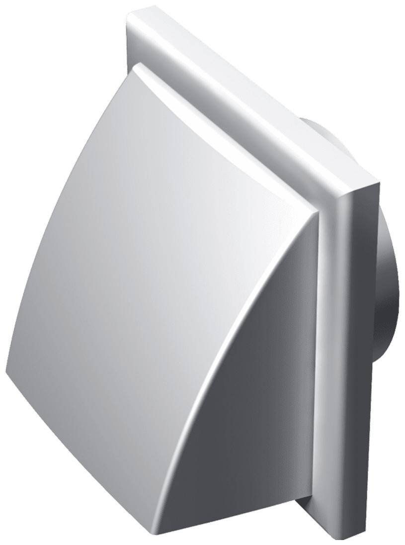 Вентиляционный клапан с клапаном VENTS МВ 152 ВК 186 x 186 мм — купить по выгодной цене на Яндекс.Маркете