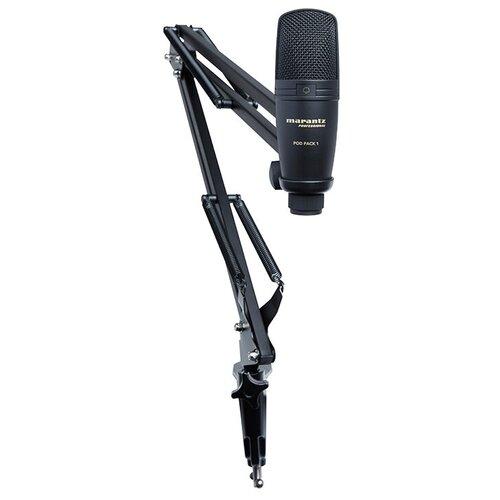 Микрофон Marantz Pod Pack 1, черный