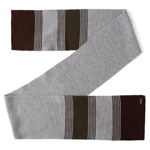 Шарф мужской Finn Flare, цвет: коричневый A20-21135_600, размер: Единый
